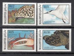 MALDIVES, 1986  Yvert Nº 1098 / 2001  MNH, Fauna Marina. - Mamíferos Marinos