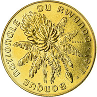 Monnaie, Rwanda, 20 Francs, 1977, Paris, ESSAI, SPL, Laiton, KM:E6 - Rwanda