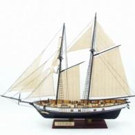 Sailboat : Wooden Kit   1/130 ( Kiseng ) - Bâteaux