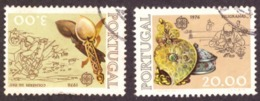 Portugal  1976 - Europa CEPT Artesanato - 1910-... République
