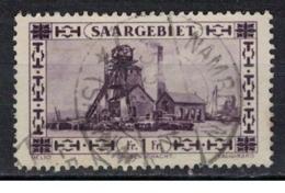 SARRE             N°     YVERT    116  ( 1 )  OBLITERE       ( Ob  5/29 ) - Usados