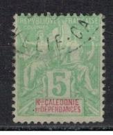 NOUVELLE CALEDONIE             N°     YVERT    59 OBLITERE       ( Ob  5/29 ) - Nueva Caledonia
