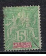 NOUVELLE CALEDONIE             N°     YVERT    59    ( 3 )           OBLITERE       ( Ob  5/29 ) - Nueva Caledonia