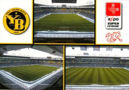 2) AK Stadion Postkarte Stade De Suisse Bern-Wankdorf Berner SC Young Boys BSC Schweiz Football Stadium Stadio Estadio - Fussball