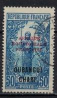 OUBANGUI               N°     YVERT   56   OBLITERE       ( Ob  5/30 ) - Oubangui (1915-1936)