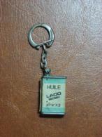 Porte-clé Plastique Huile Moteur Lado Inoxydable Série X2 - Bidon 2 Litres - Schlüsselanhänger