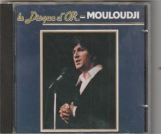 CD MOULOUDJI  Le Disque D Or    Etat: TTB Port 110 GR - Musik & Instrumente