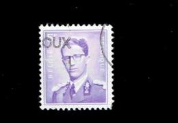 Belgique. (OBP-COB) 1957. N°1029  *  S.M. Le Roi Bauduin *   5F . Obli - Belgium