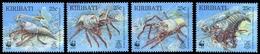 1998, Kiribati, 771-74, ** - Kiribati (1979-...)