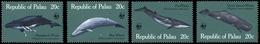 1983, Palau Inseln, 20-23, ** - Palau
