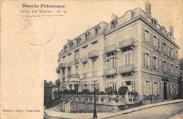 France  Biarritz Pittoresque   Hotel Des Princes          L 891 - Biarritz