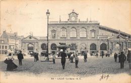 France  Lille   Nord      La Gare           L 898 - Lille