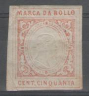 ITALIE / SARDAIGNE:  Timbre Fiscal Neuf ** ! - Sardinia