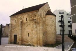 Argenteuil (95)- Chapelle Saint-Jean (Edition à Tirage Limité) - Argenteuil