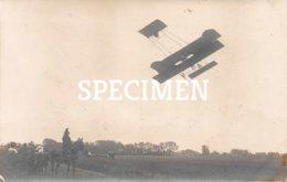 Carte Photo  2 Biplan - ....-1914: Voorlopers