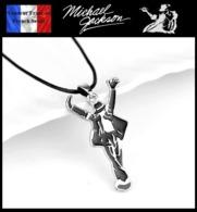Chaîne + Pendentif NEUFS ( Necklace ) - Michael Jackson - Colliers/Chaînes