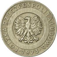 Monnaie, Pologne, 20 Zlotych, 1973, Kremnica, TTB, Copper-nickel, KM:67 - Pologne