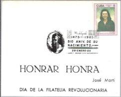 POSTMARKET CUBA MICHELANGELO - Arts
