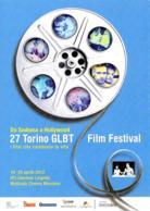 [MD3856] CPM - 27 TORINO GLBT FIL FESTIVAL - DA SODOMA A HOLLYWOOD - PERFETTA - NV - Cinema