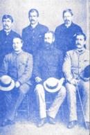 [MD3822] CPM - COLLEZIONE POSTALE ARTICA N° 78 CON ANNULLO E FIRME 1884 ADOLF W. GREELY - NV - Storia