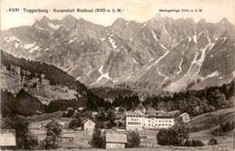Toggenburg - Kuranstalt Rietbad (6391) * 2. 8. 1911 - SG St-Gall