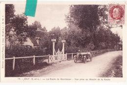 Opmm- 28 Eure & Loir  Cpa  JOUY  19 - Jouy