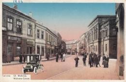 AK - Polen - Tarnow - Menschen In Der Walowagasse - 1915 - K.k. Militärzensur - Polen