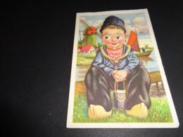 Carte ( 99 ) Avec Yeux Mobiles ( En Plastique ) - Cartoline Con Meccanismi