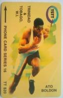 179CTTB Ato Boldan TT$20  With Slash C/n - Trinité & Tobago