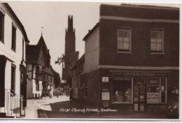 CHURCH STREET HADLOW - Angleterre
