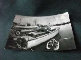 NAVE SHIP MOTOSCAFO SISSY PORTICCIOLO FIUMICINO ROMA - Chiatte, Barconi