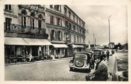 HONFLEUR - Quai Beaulieu,traction Citroën. - Honfleur