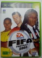 JEU XBOX FIFA FOOTBALL 2003  AVEC BOITIER ET LIVRET - X-Box