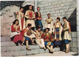 Montenegro - Montenegrin National Costumes / Montenegrinische Volkstracht / Costumes Nationaux Monténégrins - Montenegro