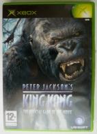 JEU XBOX KING KONG THE OFFICIAL GAME OF THE MOVIE  AVEC BOITIER ET LIVRET - X-Box