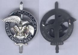 Insigne Du Centre D'Entrainement Commando Du 26e Régiment D'Infanterie - Army