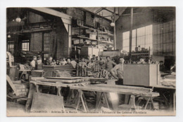 - CPA SAINT-CHAMOND (42) - Aciéries De La Marine - Chaudronnerie - Fabrication Des Caissons D'Artillerie - - Saint Chamond