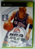 JEU XBOX NBA LIVE 2003  AVEC BOITIER ET LIVRET - X-Box