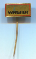 WAGNER / BMW - Car, Auto, Automotive, Vintage Pin, Badge, Abzeichen - BMW