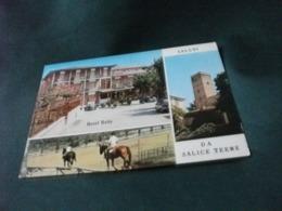 SALUTI DA SALICE TERME HOTEL ROBY CAVALLI CAVALIERI VEDUTE - Saluti Da.../ Gruss Aus...