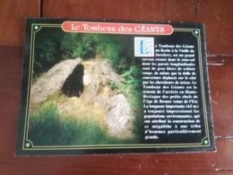 35 - Le Tombeau Des Géants - Le Légendaire De Brocéliande En Forêt De Paimpont - France