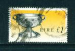 IRELAND  -  1990 To 1997  Heritage And Treasure Definitives  £1  FU  (stock Scan) - 1949-... Republic Of Ireland