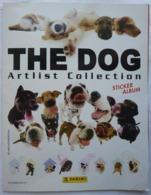 ALBUM D'IMAGES PANINI THE DOG 2006 - LES CHIENS CHIEN - COMPLET AVEC POSTER - Edition Française