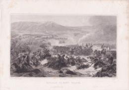 BATAILLE DU MONT THABOR - Militaria