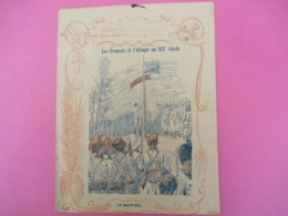 Couverture De Cahier écolier/Les Français Et L'Afrique Au XIXé Siécle/Le Haut-Nil/Martin-Paris/Vers 1900  CAH252 - Löschblätter, Heftumschläge
