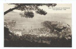Monaco Postcard 133 Principaute  General View Rm.rostan Et Munser Unused - Monaco