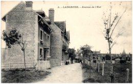 14 LANGRUNE - Avenue De L'Est - France