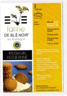 CP, Les Biscuit Kerjeanne, Blé Noir, Bretagne, Recette De Cuisine Bretonne - Recettes (cuisine)