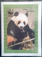 RUSSIE - Ex URSS PANDA, Bloc Feuillet Emis En 1999. Neufs Sans Charniere. MNH - Orsi