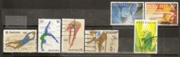 Australia 1976/84 Jeux Olympiques 2 Complete Sets Obl - 1966-79 Elizabeth II
